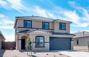 Sunflower - Santa Rosa Crossing: Maricopa, Arizona - Centex Homes