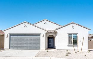 Poppy - Santa Rosa Crossing: Maricopa, Arizona - Centex Homes