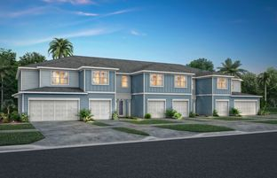 Marigold - Cypress Cay: Kissimmee, Florida - Centex Homes