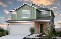 Lily Springs by Centex Homes in San Antonio Texas