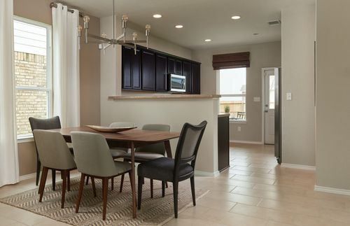 Kitchen-in-Lincoln-at-Enclave at Chandler Creek-in-Round Rock
