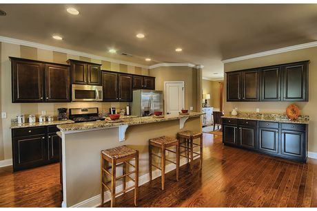 Kitchen-in-Mitchell-at-Haverhill Farms-in-Bethlehem