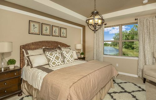 Bedroom-in-Summerwood-at-Summerset at South Fork-in-Riverview