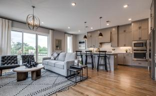 The Reserve at Bluffview by Centre Living Homes in Dallas Texas