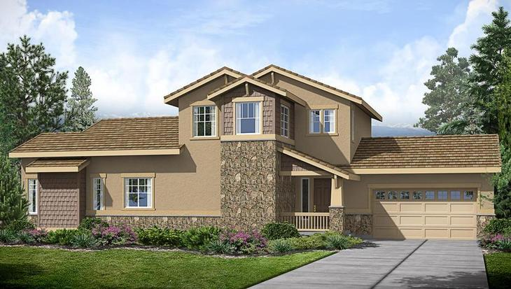 Residence 3545 Elevation A