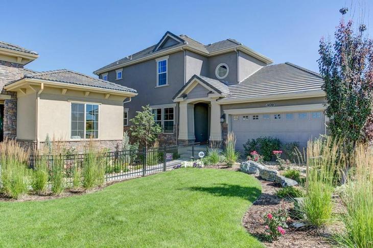 Vista Ridge-MODEL-Residence 8020:MODEL - Residence 8020