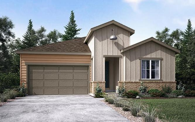 Exterior rendering of 40122 at Mayfield in Thornton by Century Communities