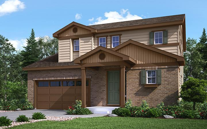 Hills at Southshore - Residence 40221-D
