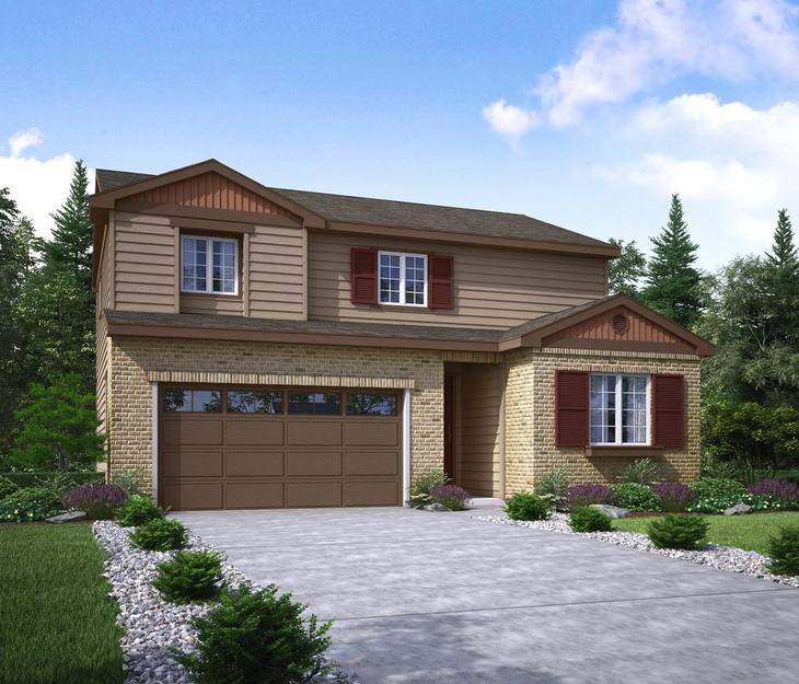 Hills at Southshore - Residence 40223-D