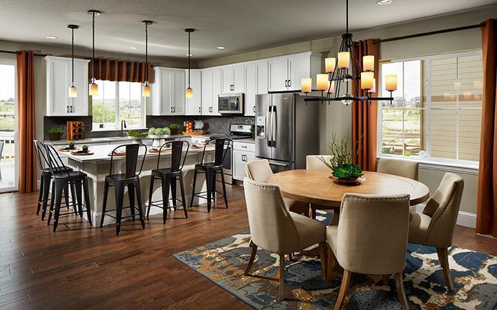 Kitchen-in-Residence 40224-at-The Hills at Southshore-in-Aurora
