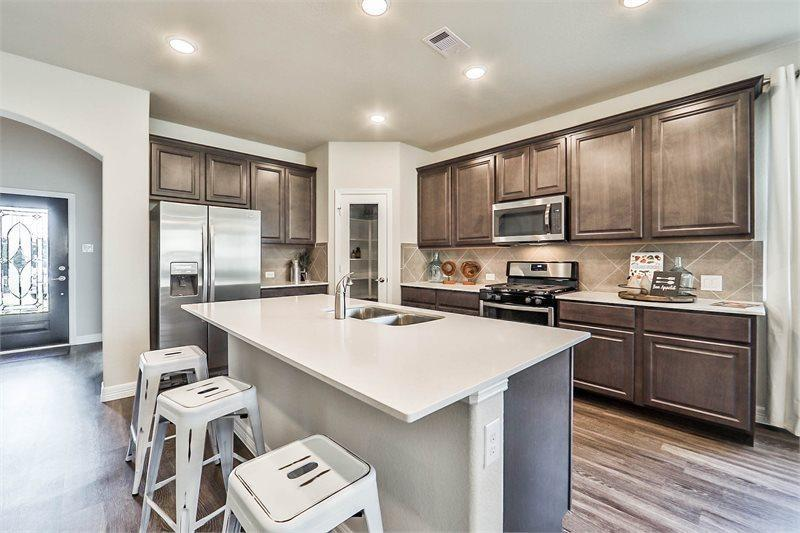Kitchen-in-Houston-at-Wedgewood Forest-in-Conroe