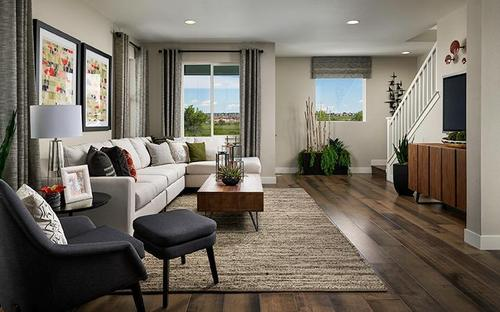Greatroom-in-Residence 2031-at-The Heights-in-Aurora