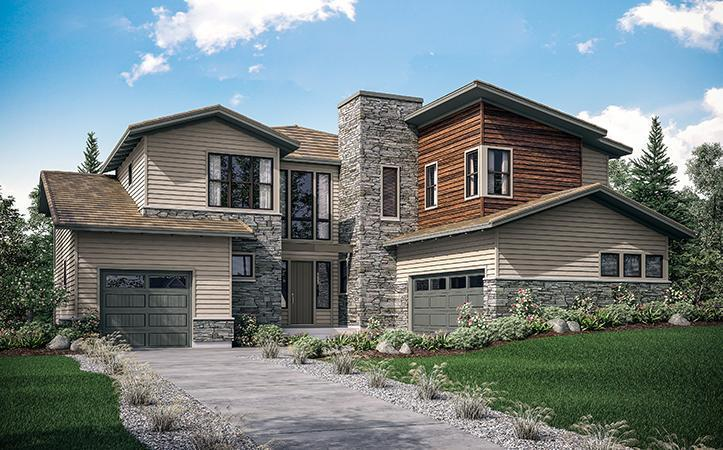 The Retreat At RidgeGate - Residence FOUR - A
