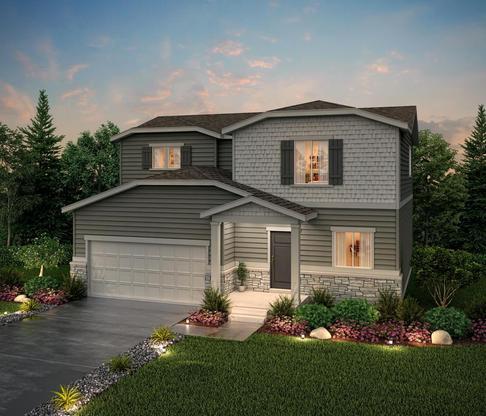 Residence 39205- Elevation F