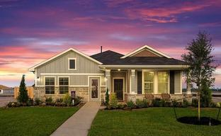 Northpark Woods by Century Communities in Houston Texas