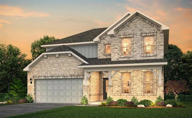 8515 Flagman Trail (Bellaire)