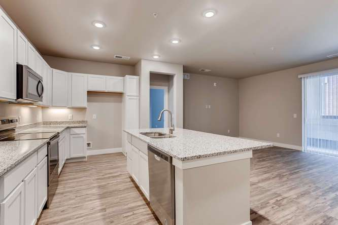 Kitchen featured in the Residence 2C By Century Communities in Denver, CO
