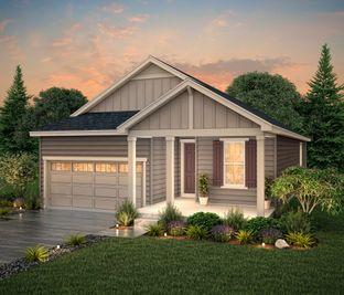 Oak (Residence 34123) - Harmony: Aurora, Colorado - Century Communities