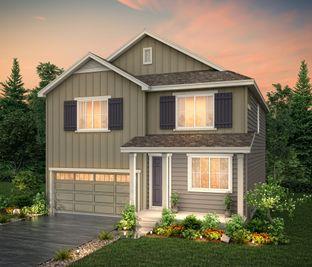 Ash (Residence 34227) - Harmony: Aurora, Colorado - Century Communities