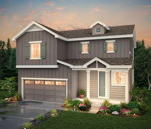 Fraser (Residence 36204) - Harmony: Aurora, Colorado - Century Communities