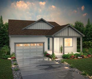 Breckenridge (Residence 39123) - Harmony: Aurora, Colorado - Century Communities