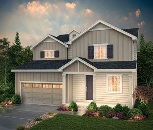 Avon (Residence 39205) - Harmony: Aurora, Colorado - Century Communities