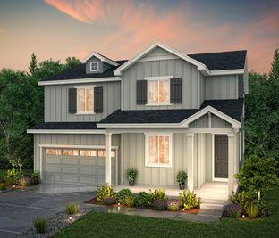 Silverthorne (Residence 39206) - Harmony: Aurora, Colorado - Century Communities