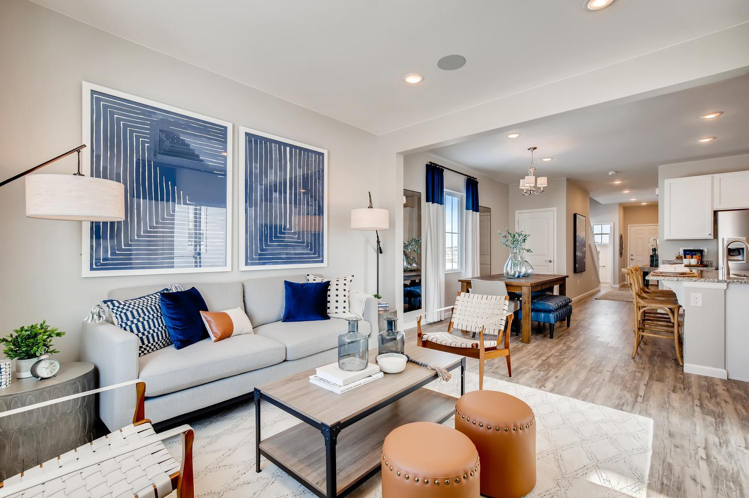 Living Area featured in the Copper (Residence 29203) By Century Communities in Denver, CO