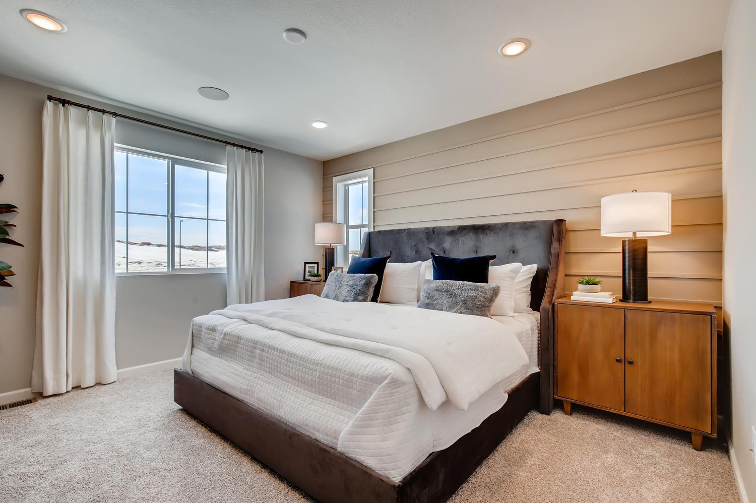 Bedroom featured in the Copper (Residence 29203) By Century Communities in Denver, CO