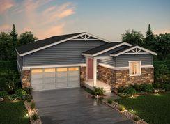 Telluride (Residence 39103) - Homestead at Crystal Valley: Castle Rock, Colorado - Century Communities