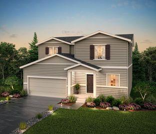 Avon (Residence 39205) - Spring Valley Ranch: Elizabeth, Colorado - Century Communities