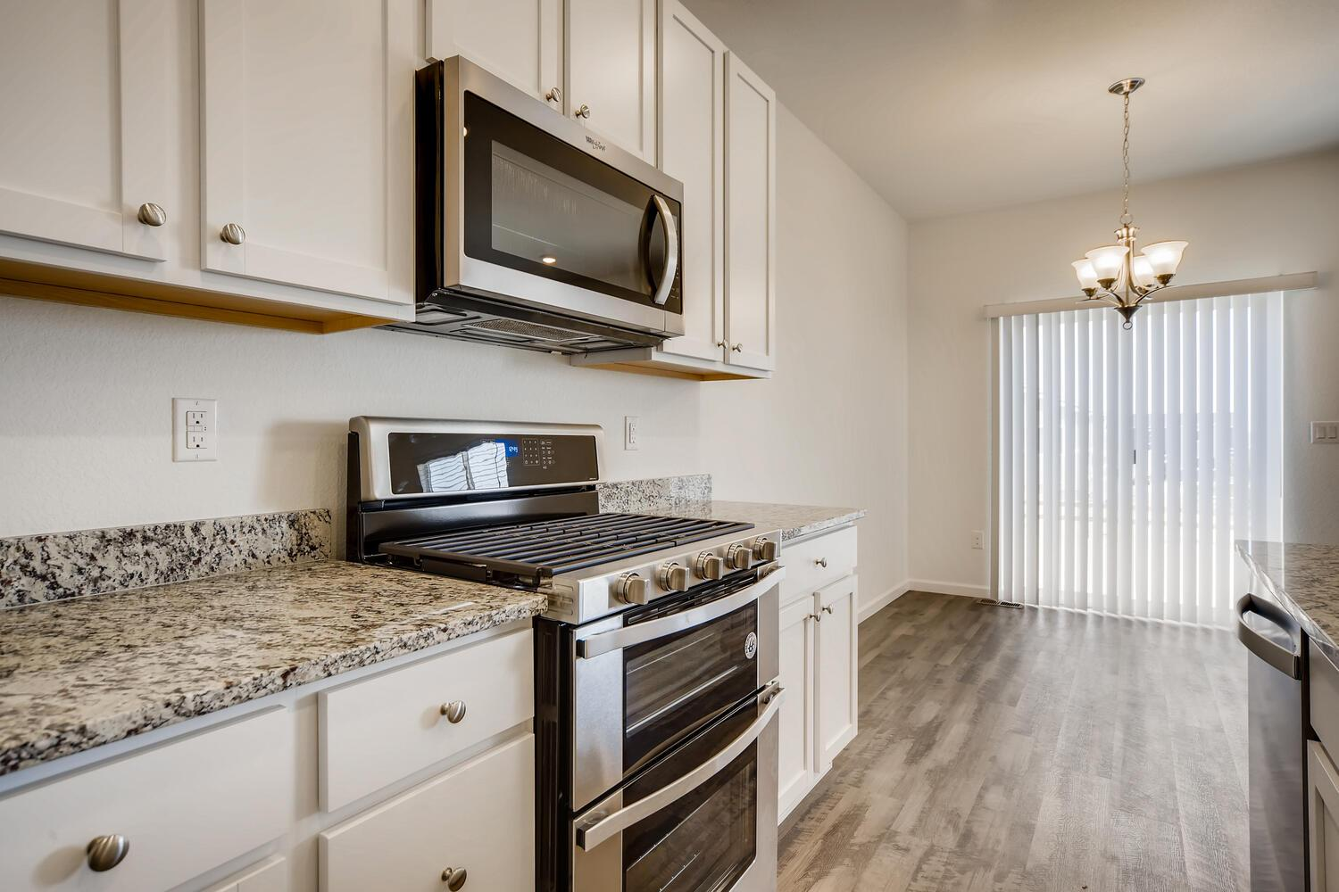 Kitchen featured in the Palisade (Residence 39102) By Century Communities in Denver, CO