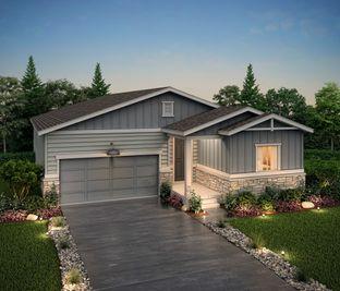 Telluride (Residence 39103) - Spring Valley Ranch: Elizabeth, Colorado - Century Communities