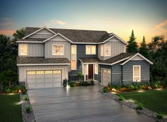 Rembrandt (Residence 60254) - Colliers Hill: Erie, Colorado - Century Communities