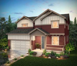 Avon (Residence 39205) - Morgan Hill: Erie, Colorado - Century Communities
