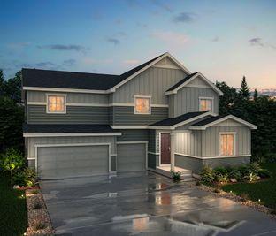 Crestone (Residence 49204) - Morgan Hill: Erie, Colorado - Century Communities