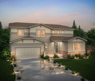 Evans (Residence 49201) - Morgan Hill: Erie, Colorado - Century Communities