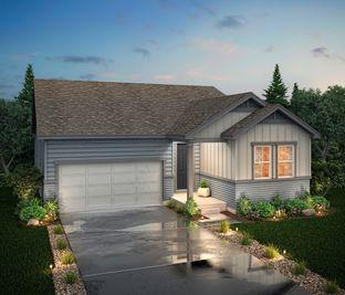 Telluride (Residence 39103) - Morgan Hill: Erie, Colorado - Century Communities