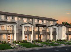 Residence 20320 - Pearson Grove Townhomes: Lakewood, Colorado - Century Communities