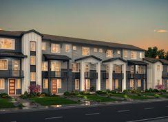 Residence 22340 - Pearson Grove Townhomes: Lakewood, Colorado - Century Communities