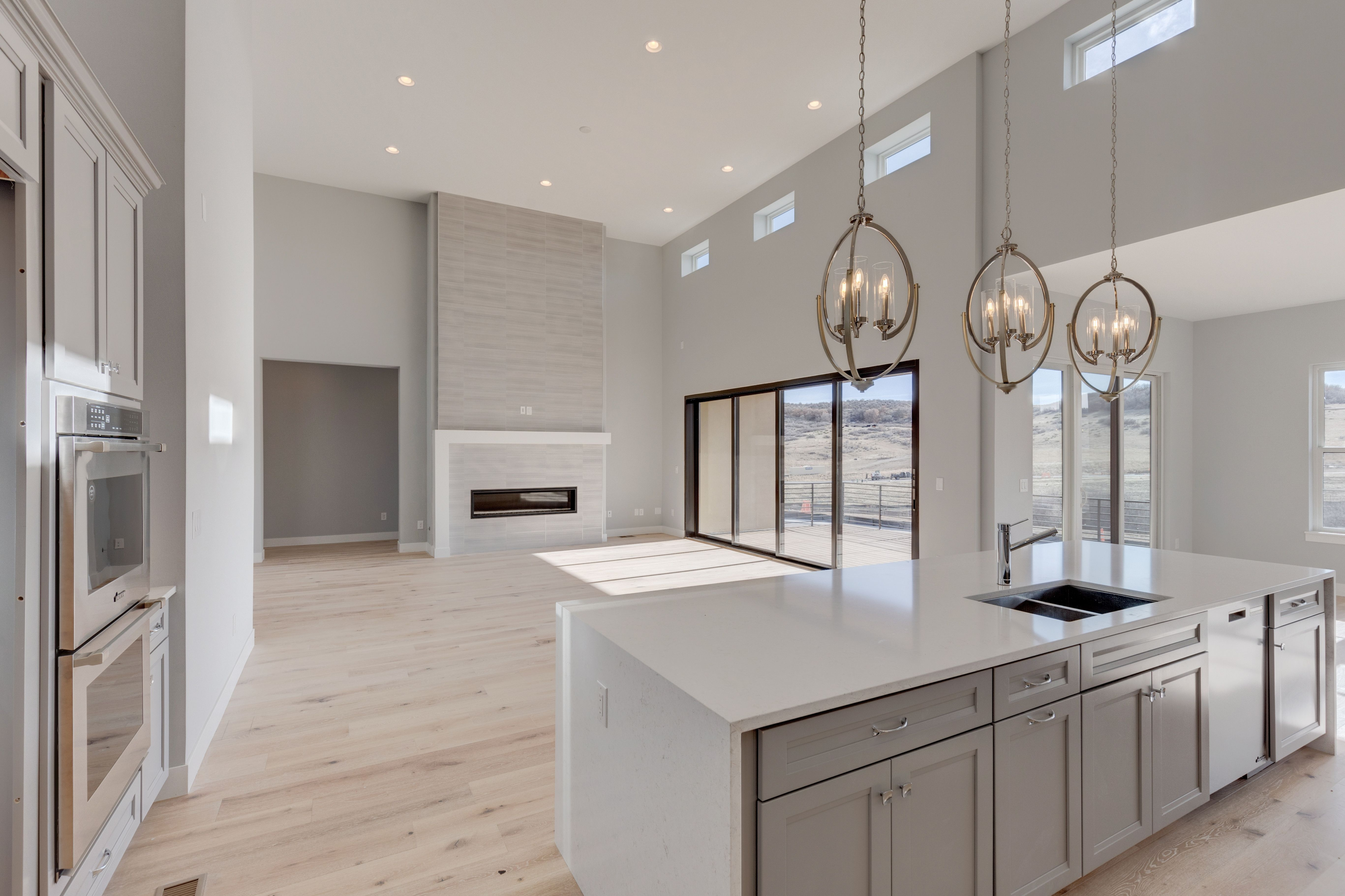 Kitchen featured in the Residence TWO By Century Communities in Denver, CO