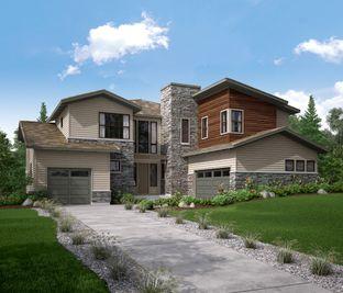 Residence FOUR - The Retreat at RidgeGate: Lone Tree, Colorado - Century Communities