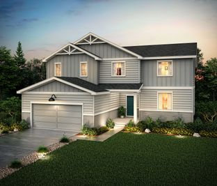 Lincoln (Residence 49203) - Anthology: Parker, Colorado - Century Communities