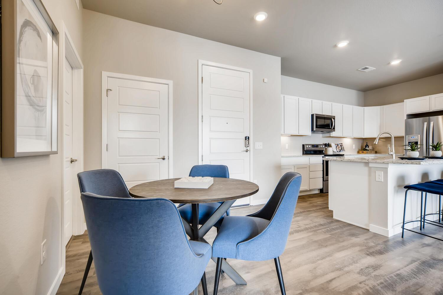 Kitchen featured in the 2B By Century Communities in Denver, CO