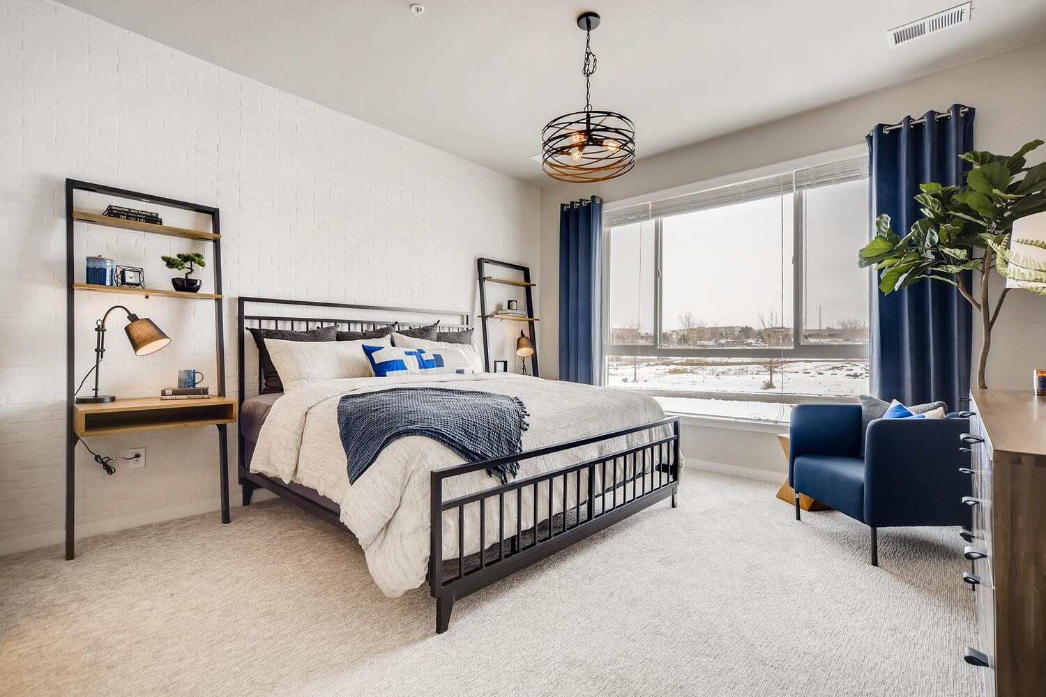 Bedroom featured in the 2B By Century Communities in Denver, CO