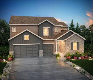 Cornell (Residence 50255) - Mayfield: Thornton, Colorado - Century Communities