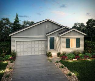 Doyle (Residence 40120) - Mayfield: Thornton, Colorado - Century Communities