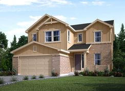 Christie (Residence 40251) - Tanglewood: Westminster, Colorado - Century Communities