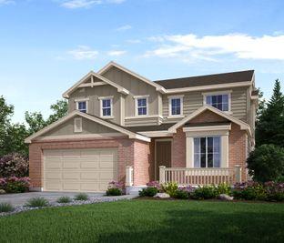 Carroll (Residence 40255) - Tanglewood: Westminster, Colorado - Century Communities