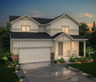 Avon (Residence 39205) - Silverstone: Erie, Colorado - Century Communities